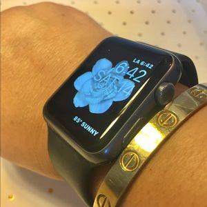 APPLE I WATCH SERIES 7000 & 3 BANDS